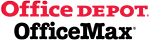 Office Depot & OfficeMax logos